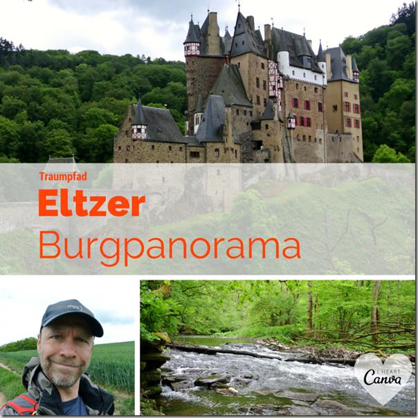 Burg Eltz Traumpfad Eltzer Burgpanorama - Teaser