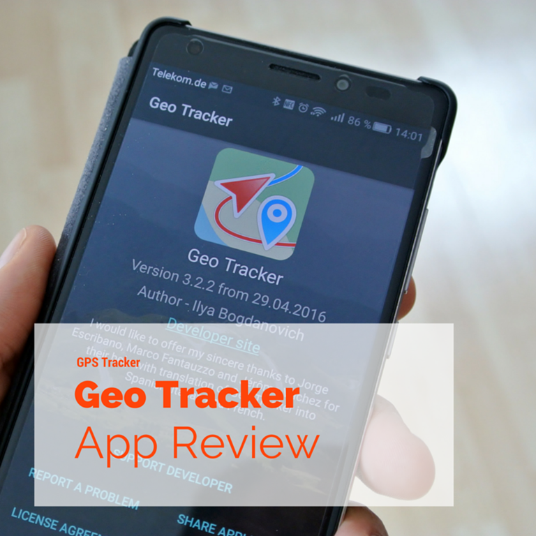 gps tracker im test geo tracker winni s blog. Black Bedroom Furniture Sets. Home Design Ideas