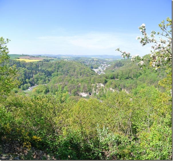 Traumpfad Höhlen- und Schluchtensteig - Aussichtspunkt