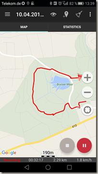 Geo Tracker - Screenshot 2