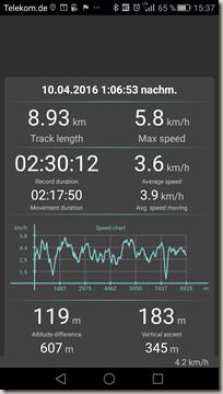 Geo Tracker - Screenshot 13