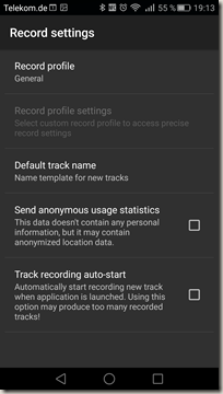 Geo Tracker - Screenshot 8
