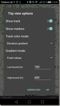 Geo Tracker - Screenshot 11