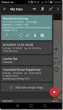 Geo Tracker - Screenshot 3
