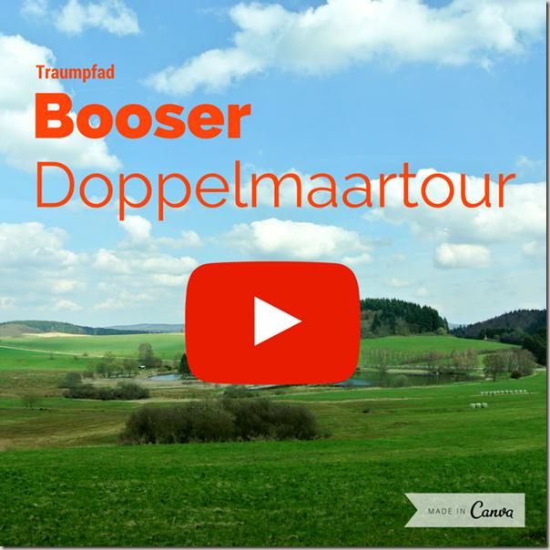 Booser Doppelmaartour_5 Video