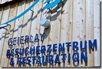 Geierlay - Logo des Besucherzentrums