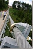 Geierlay - das Seil hält
