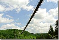 Geierlay - den Bogen mal in die andere Richtung