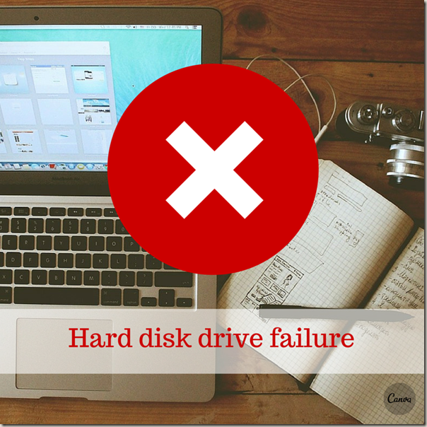 "Harddisk failure - wenn die Festplatte ""Tschüss"" sagt"
