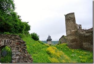 Schwede-Bure-Tour - Stadtmauer