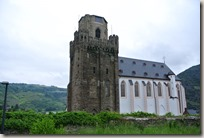 Schwede-Bure-Tour - Kirche in Oberewesel