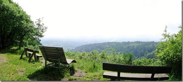 Traumpfad Förstersteig - Aussichtspunkt auf Mayen