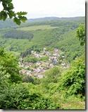 Traumpfad Förstersteig - Blick auf Nitztal