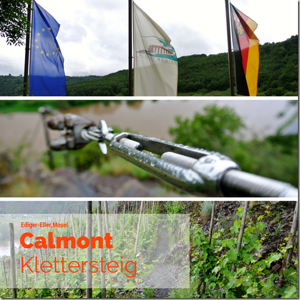 Calmont Klettersteig - Teaser