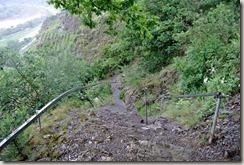 Calmont Klettersteig - Monorackbahn