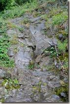 Calmont Klettersteig - Aufstieg