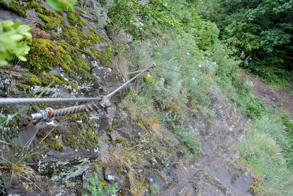 Klettersteig Calmont : Calmont klettersteig u2013 winni´s blog