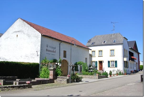 Moselsteig Etappe 1 - Brunnenhof in Palzem