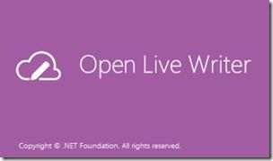 Open Live Writer– Logo