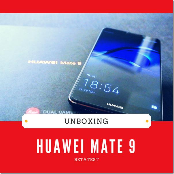 HuaweiUnboxing