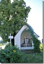 Moselsteig Palzem - Nittel - Kapelle in Palzem