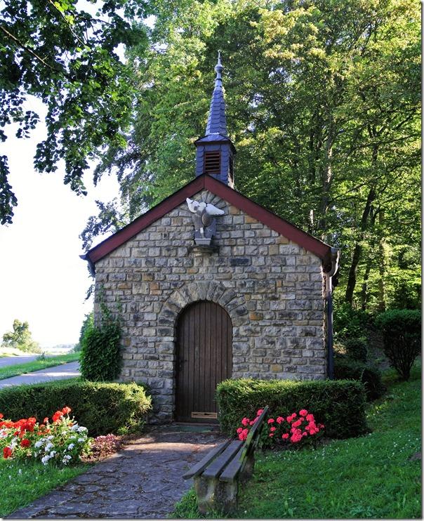 Moselsteig Palzem - Nittel - St. Michael Kapelle