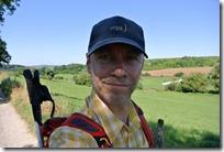 Moselsteig Palzem - Nittel - Selfie