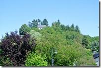 Moselsteig Palzem - Nittel - Kapelle auf dem Hügel