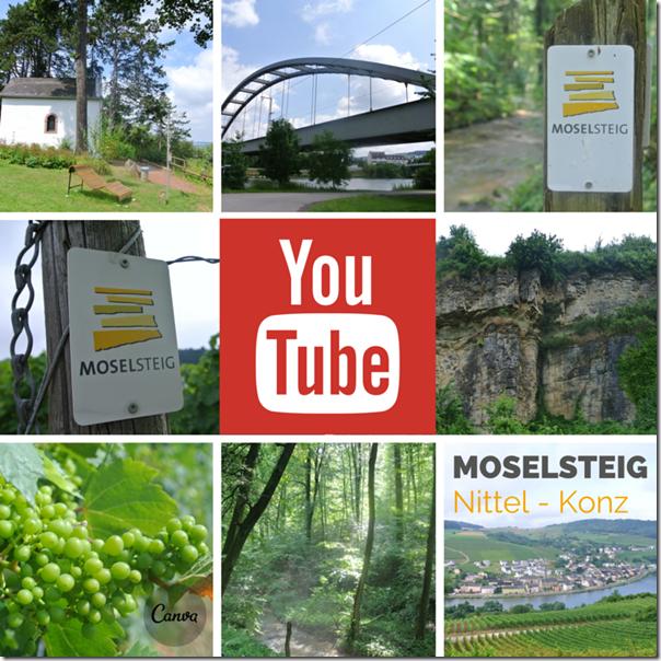 Moselsteig Etappe 3 - Nittel - Konz Teaser