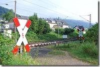 Moselsteig Konz - Trier - Andreaskreuz