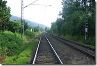 Moselsteig Konz - Trier - Bahnstrecke