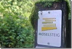Moselsteig Konz - Trier - Moselsteig-Logo