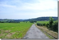Moselsteig Konz - Trier - Landschaft und Wege