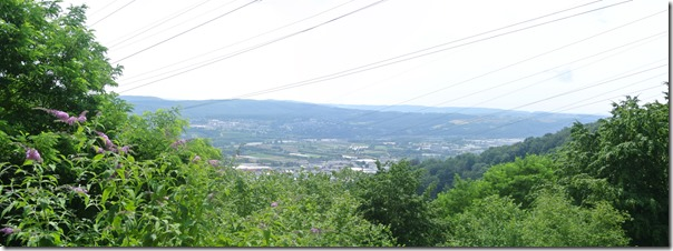 Moselsteig Konz - Trier - Blick nach Trier
