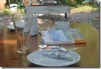 Moselsteig Konz - Trier - Rast im Mohrenkopf