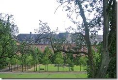Moselsteig Konz - Trier - erste Unigebäude
