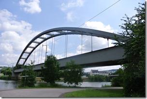 Moselsteig–Etappe 3: Nittel–Konz - Saarbrücke