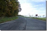 Traumpfad Bleidenberger Ausblicke - Straßenquerung