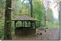Traumpfad Bleidenberger Ausblicke - Schutzhütte
