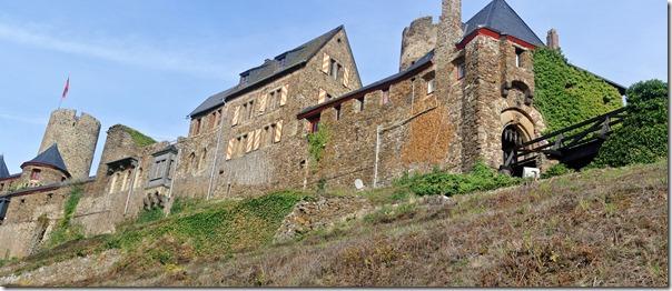 Traumpfad Bleidenberger Ausblicke - Burg Thurant