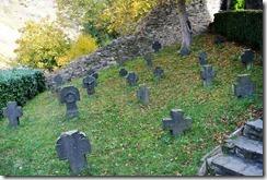Traumpfad Bleidenberger Ausblicke - Friedhof