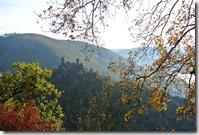 Traumpfad Bleidenberger Ausblicke - nochmal die Burg