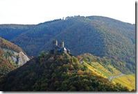 Traumpfad Bleidenberger Ausblicke - wieder die Burg