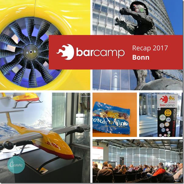 BarCamp Bonn 2017 - Teaser