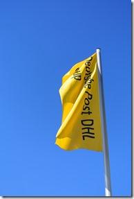 BarCamp Bonn 2017 -Postflagge