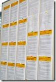 BarCamp Bonn 2017 - die Anzeigen