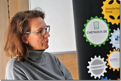 BarCamp Bonn 2017 - Michèle