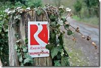 Fürstenweg -  Logoplakette