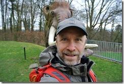 Fürstenweg -  Selfie