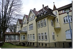 Fürstenweg -  Monrepos - Eingang